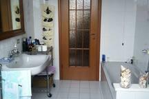 Private Bath room