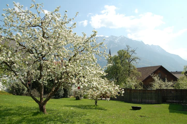 Lovely guest room for 2 in the alps - Eschen - Bed & Breakfast
