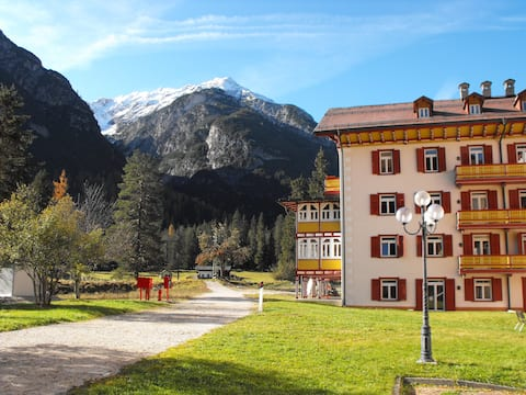 Apartment 7 beds on the Dolomites!