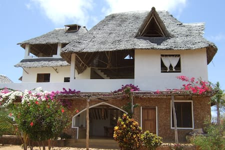 Eco-friendly House Lamu island - 拉穆 - 独立屋