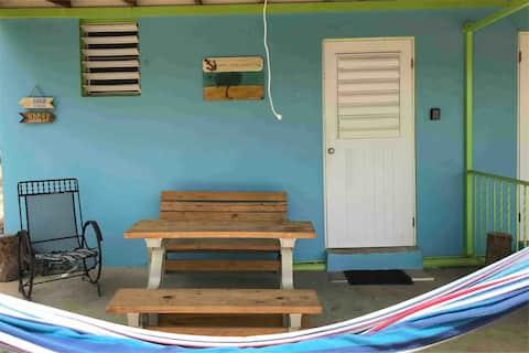Guayacán Guest House en La Parguera - Cayo Collado
