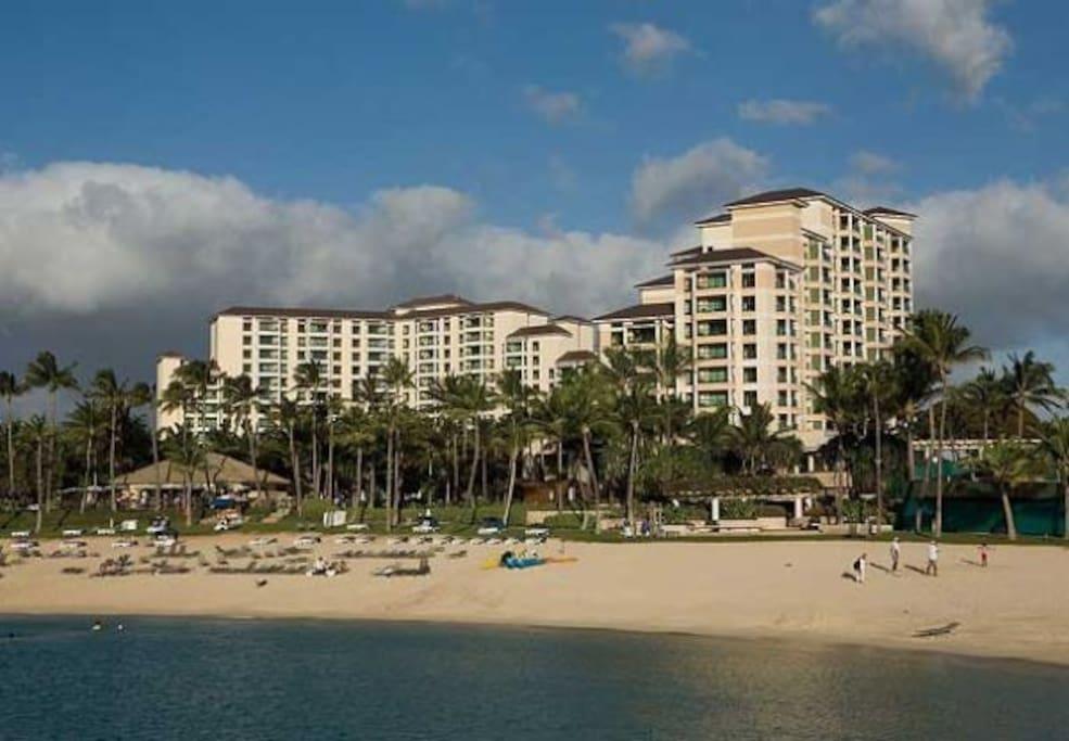 Ko Olina Beach Club Kapolei Hawaii United States