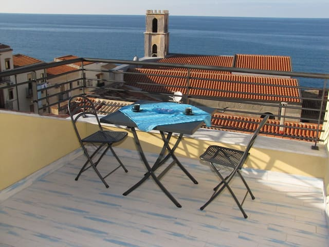 Between Sky andSea terrace sea view