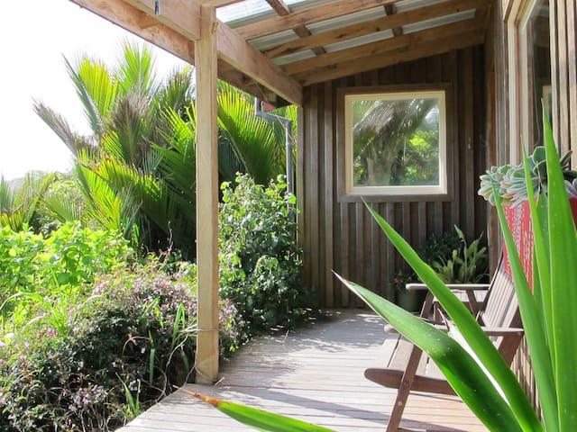 Cozy standalone Rimu cottage - Punakaiki - Cabana