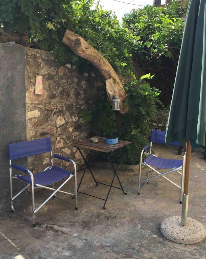 Studio in old town Mytilene