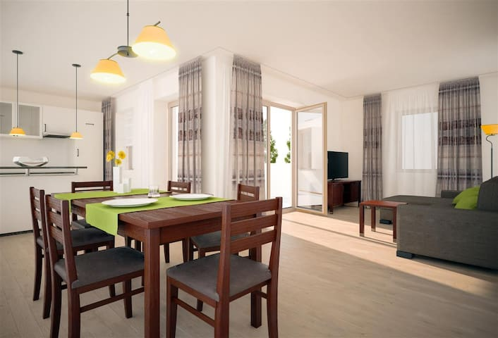 Mattone Apartments - Lanzenkirchen - Pis