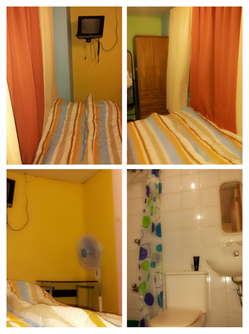 Single's Bedroom