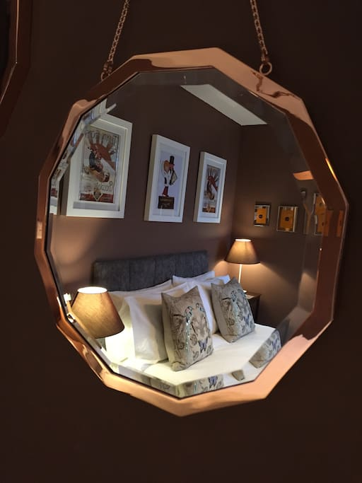 One of our Family Rooms at our Guesthouse in York