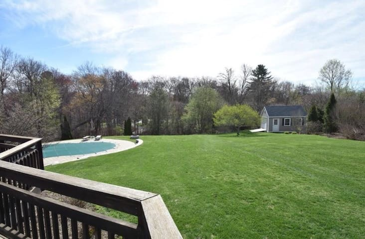 BEAUTIFUL HOME in suburbs of Boston 5BR
