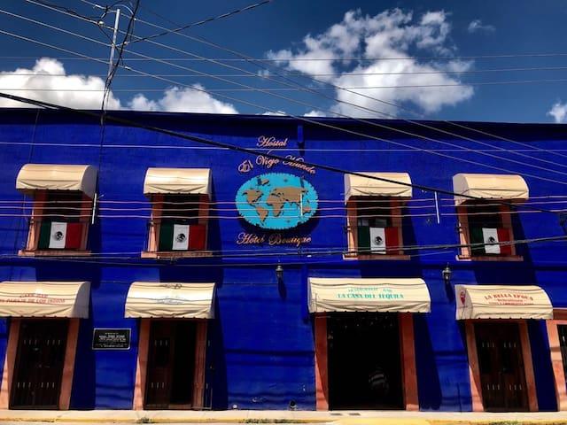 hotel boutique el viejo mundo 2 personas