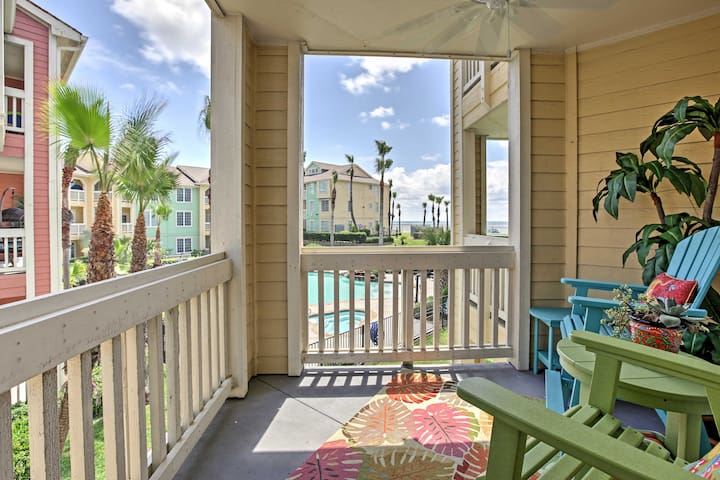 Look forward to sipping your morning coffee on the private balcony.