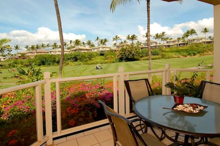 Wailea Grand Champions 2 Bedroom - 2017 Specials! - Wailea-Makena - Apartemen