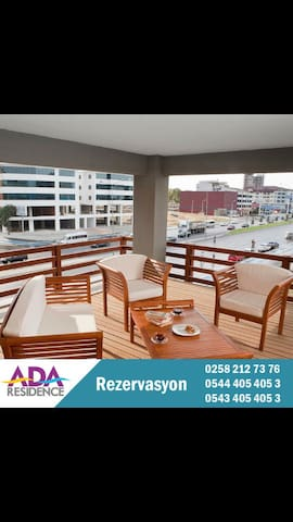Residence Daire (Residence Suit) - Denizli - Appartement