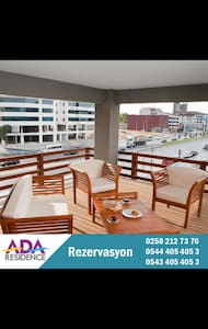Residence Daire (Residence Suit) - Denizli - Apartamento