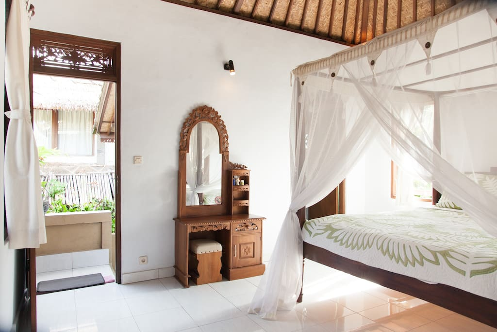 Airy 1BR Home in Penestenan, Ubud