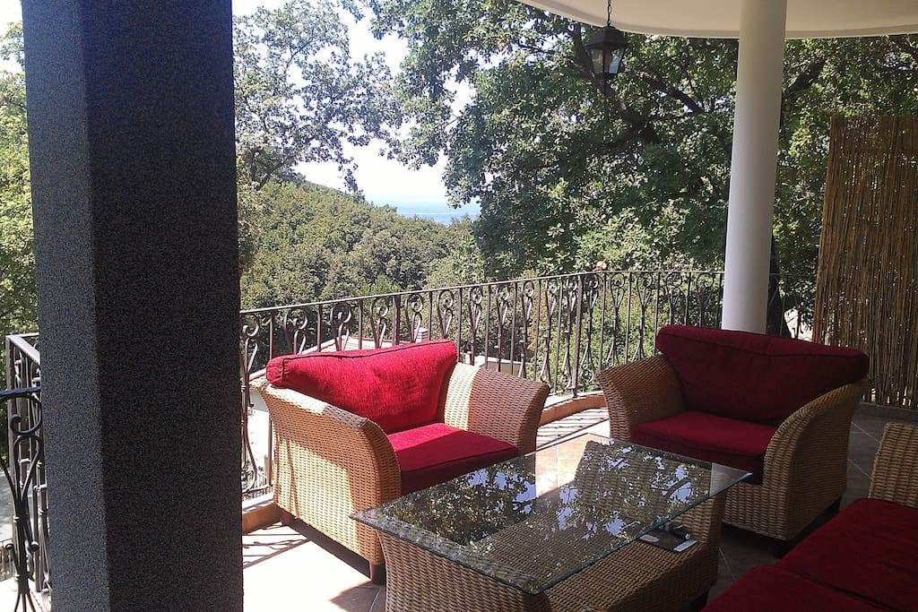 Terrace 2, part 1
