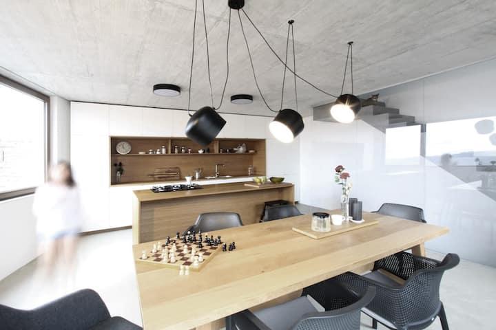 Contemporary house Padna