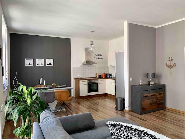 Wunderschöne Wohnung in Schweriner Altstadt