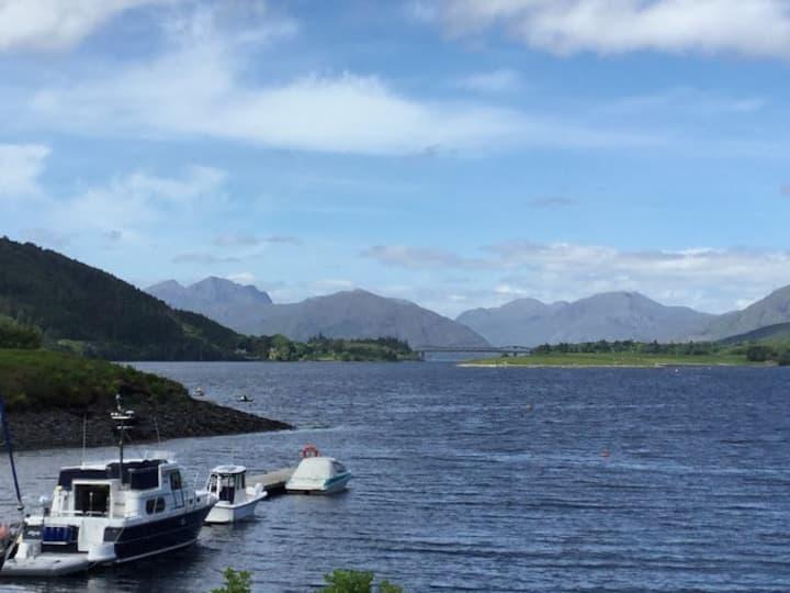 Ardlaroch, Ballachullish by Glencoe