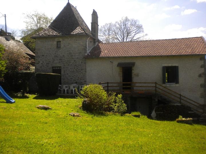 maison de campagne quercynnoise