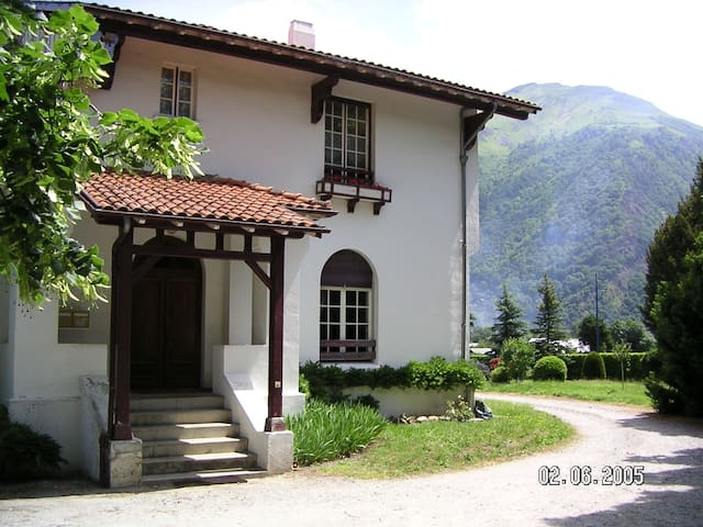 Appartement dans villa basque - Pierrefitte-Nestalas - Apartament
