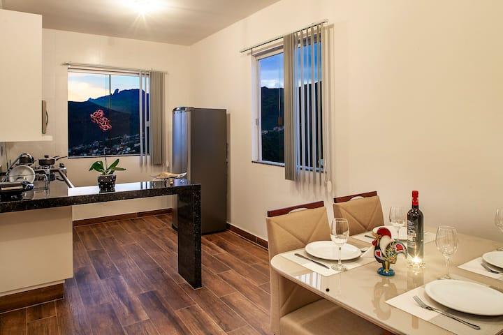 Apartamento 501 - Vista Pico Itacolomy