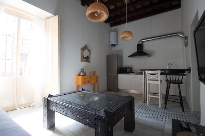 Apartamento Vitoria. En el corazón de Jerez.
