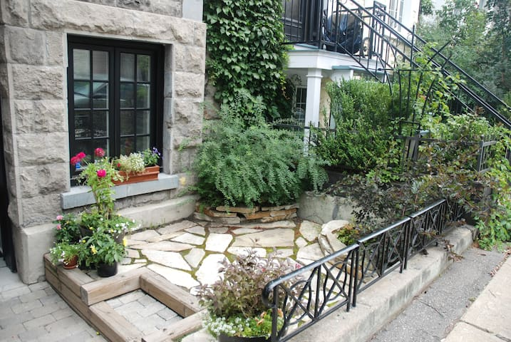 Charming condo 2-4 guests, heart of Montreal. - Montréal - Appartement