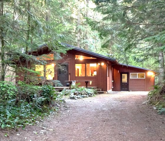 Snowline Cabin #23 - Great cabin with hot tub, game room, WIFI and sauna!