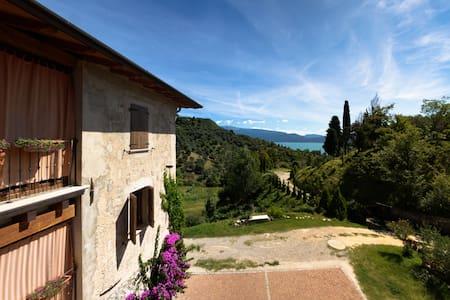 Vista sul lago di Garda - Gardone Riviera - Apartemen