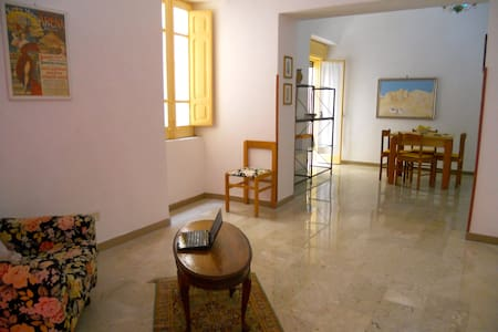 NICE HOUSE IN DOWNTOWN SCIACCA - Sciacca - 公寓