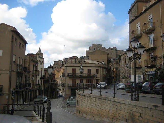Sicilian holidays - Caccamo - Hus