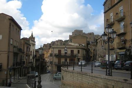 Sicilian holidays - Caccamo - Casa