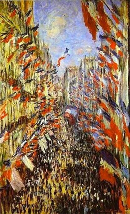 The street Rue Montorgueil