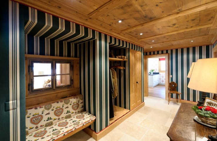 WEF DAVOS Apartment with  Private Chalet feeling