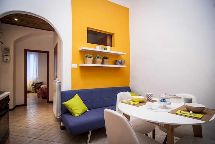 Centro Trieste Grazioso appartamento Wi-Fi