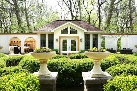 The Beautiful Garden Villa, a Five-Star Hidden Gem