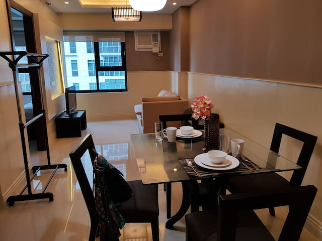 Boutique apartment in the heart of Fort Bonifacio