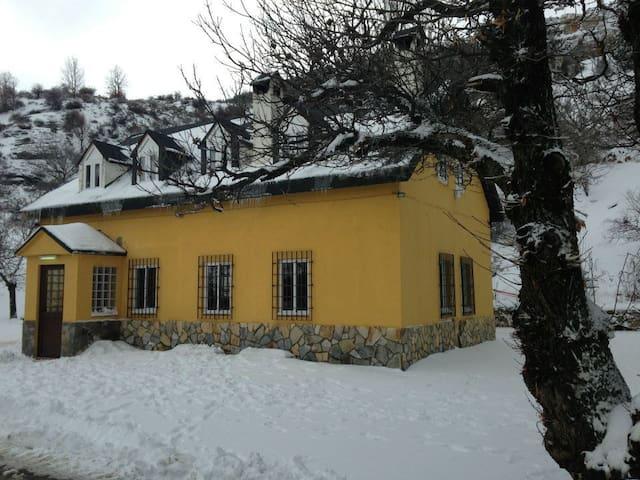 casa rural villa candela - Güejar Sierra - House