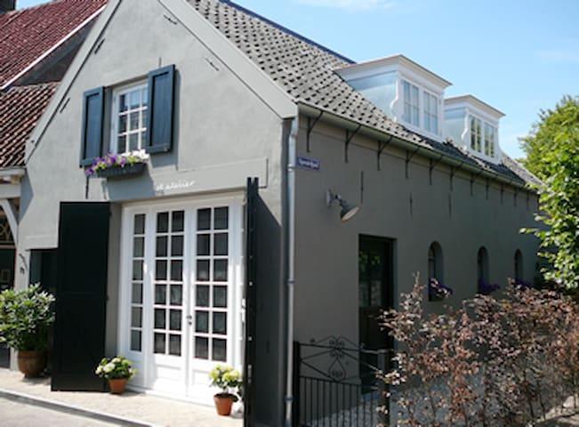 Guesthouse 'het Atelier' - Wijk bij Duurstede - บ้าน