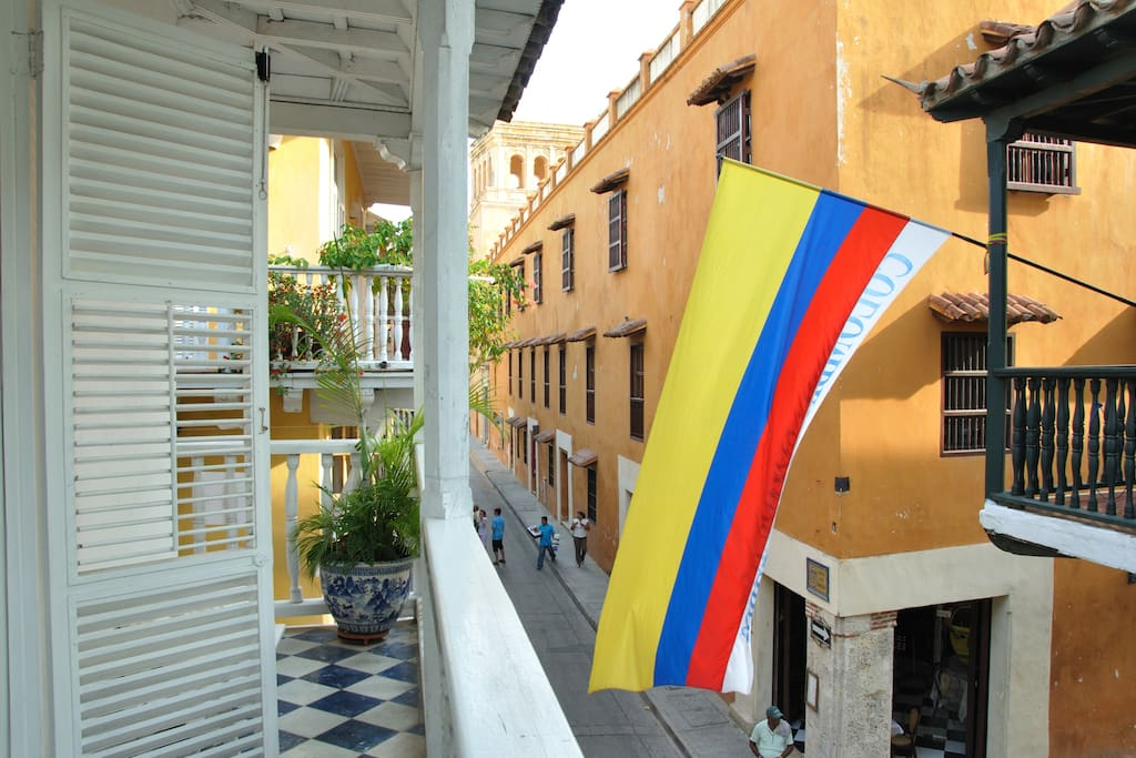 Amazing Colonial House in Cartagena