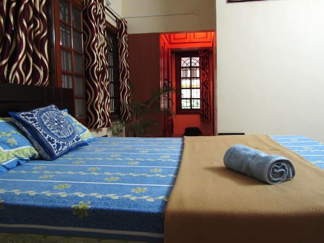 4b.Lovely private studio AC  TV - Bangalore