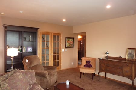 3 Rm Sunset Bay View LUXURY SUITE  - Bellingham - Bed & Breakfast