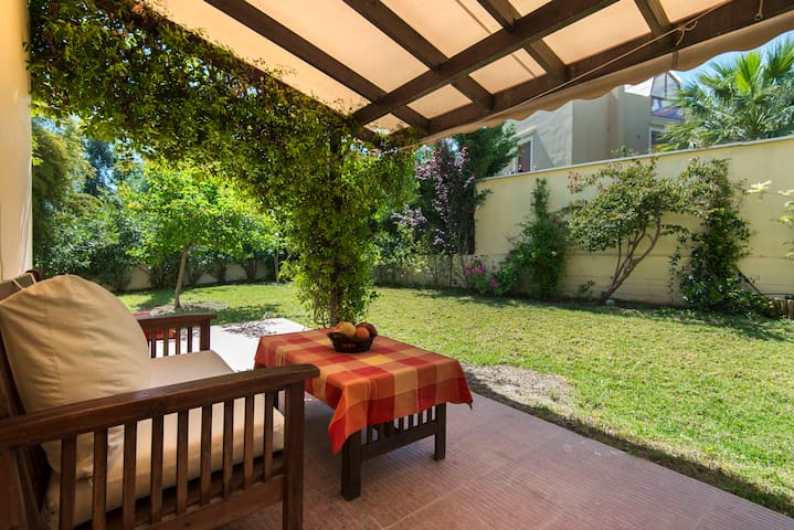 House with garden in Ialisos-Rhodes - Rodas - Casa
