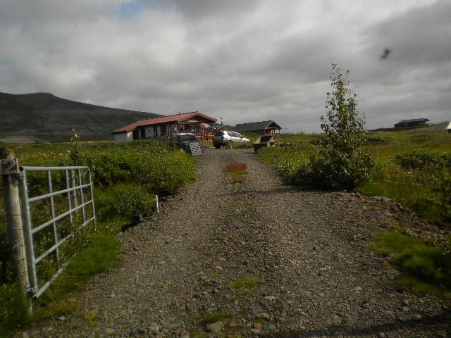 Cute Icelandic Summerhouse - Reykholt