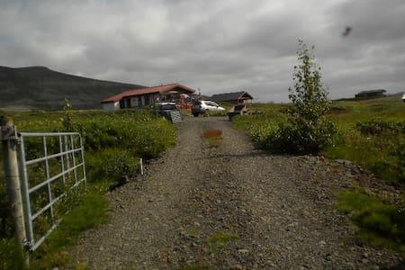 Cute Icelandic Summerhouse - Reykholt - Talo