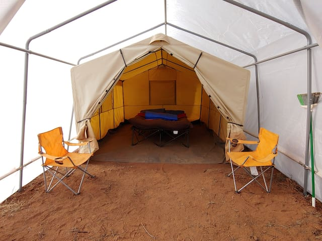 Grand Canyon Expedition Cabin Tent 2