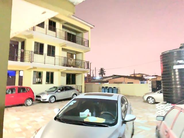 Quiet 1 Bedroom Apartment In Madina. Accra