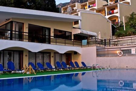 Relaxing property - Moraitika - Apartament