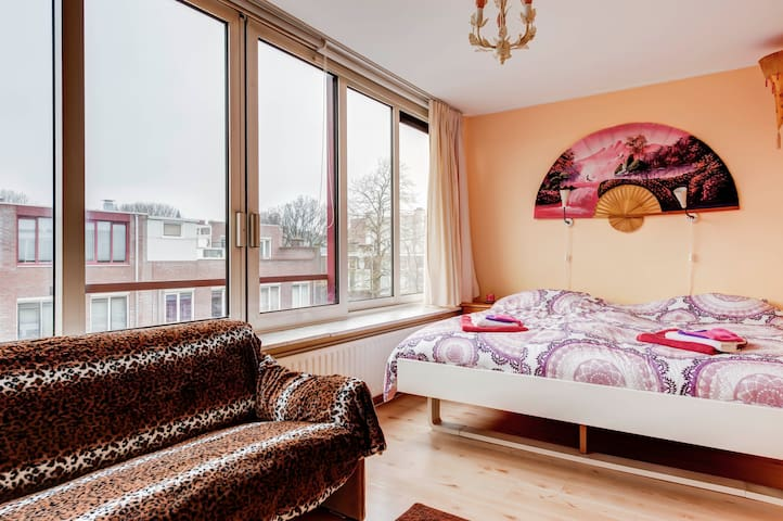 Comfortable rooms in the Hague - Haga